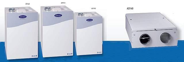Central Ventilation System unit Avent