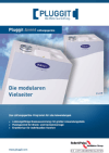 Pluggit Avent Ventilation Units brochure