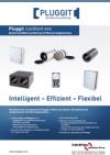 Pluggit IconVent Брошура