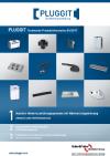 Pluggit Technische Produktinformation Zentral und Einheitszentral Prospekt