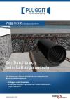 Pluggit PluggFlexR Lüftungsrohr Prospekt