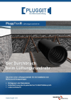 PluggFlexR - Труби круглі ізольовані - Брошура