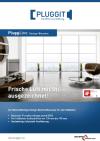 PluggLine Design Blenden Prospekt
