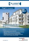 Pluggit Pluggplan Einheitszentrales System Prospekt