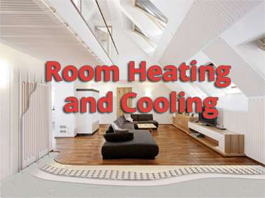 Room Heating and Cooling title photo