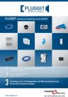 Technische Produktinformation Einheitszentrale für  den Geschosswohnungsbau Prospekt