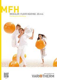 Modular Floor Heating Brochure