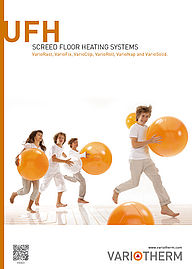 Screed Floor Heating systems brochure