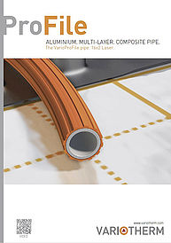 Variotherm ProFile Composite Pipes brochure