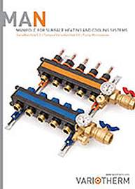 Manifolds for Surface Heating and Cooling Systems brochure