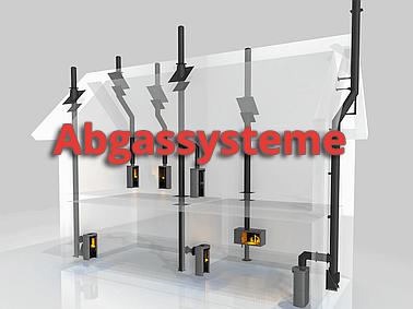 Abgassysteme Foto mit Titel
