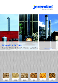 Cover for Jeremias_Biomass_Heating brochure - English