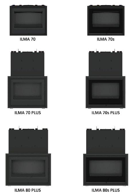 Ilma series boilers - photo