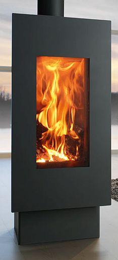 Denia Kyoto Floor-standing fireplace / stove